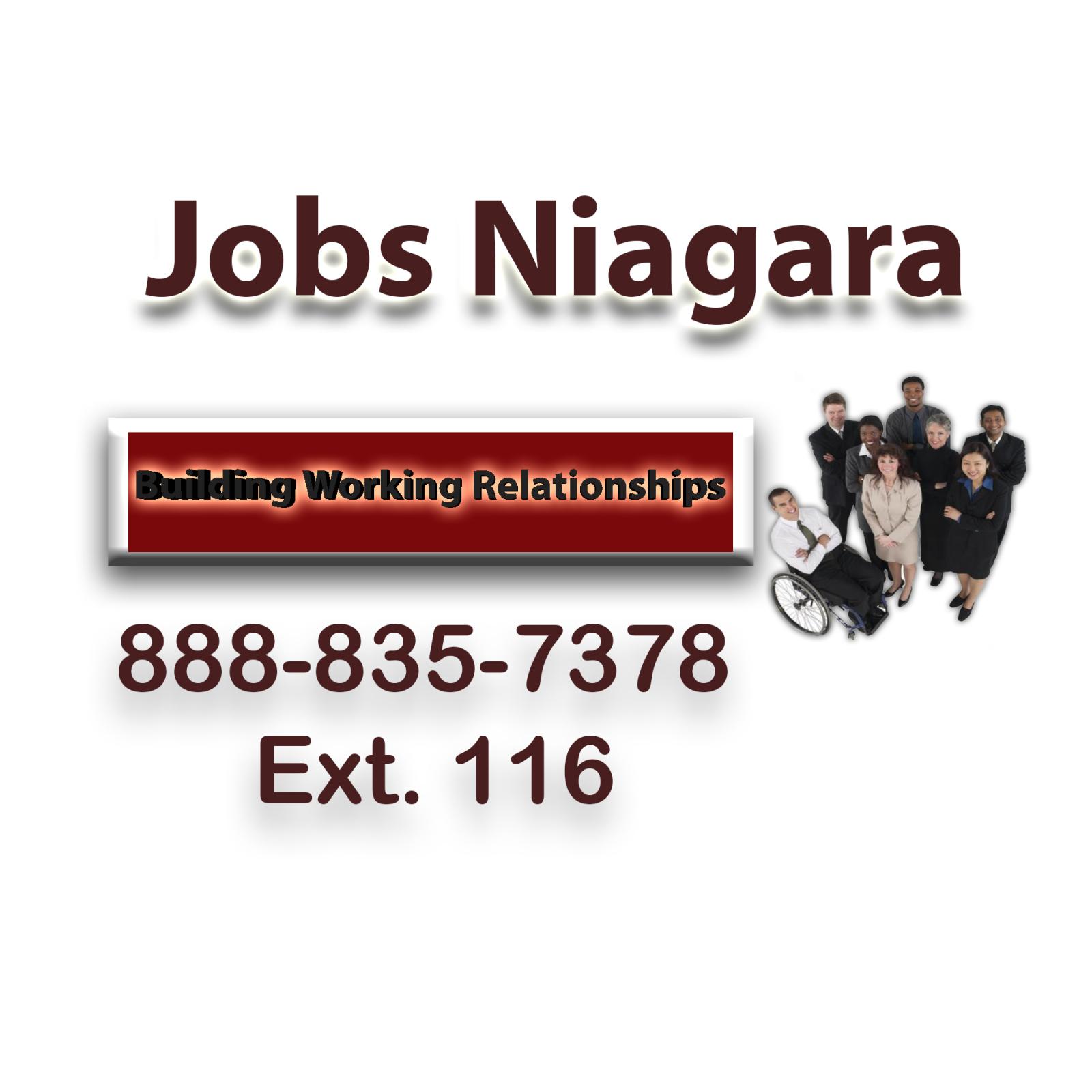 Jobs Niagara