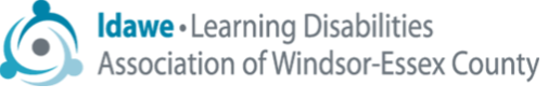 Learning Disabilities Association Windsor - Essex