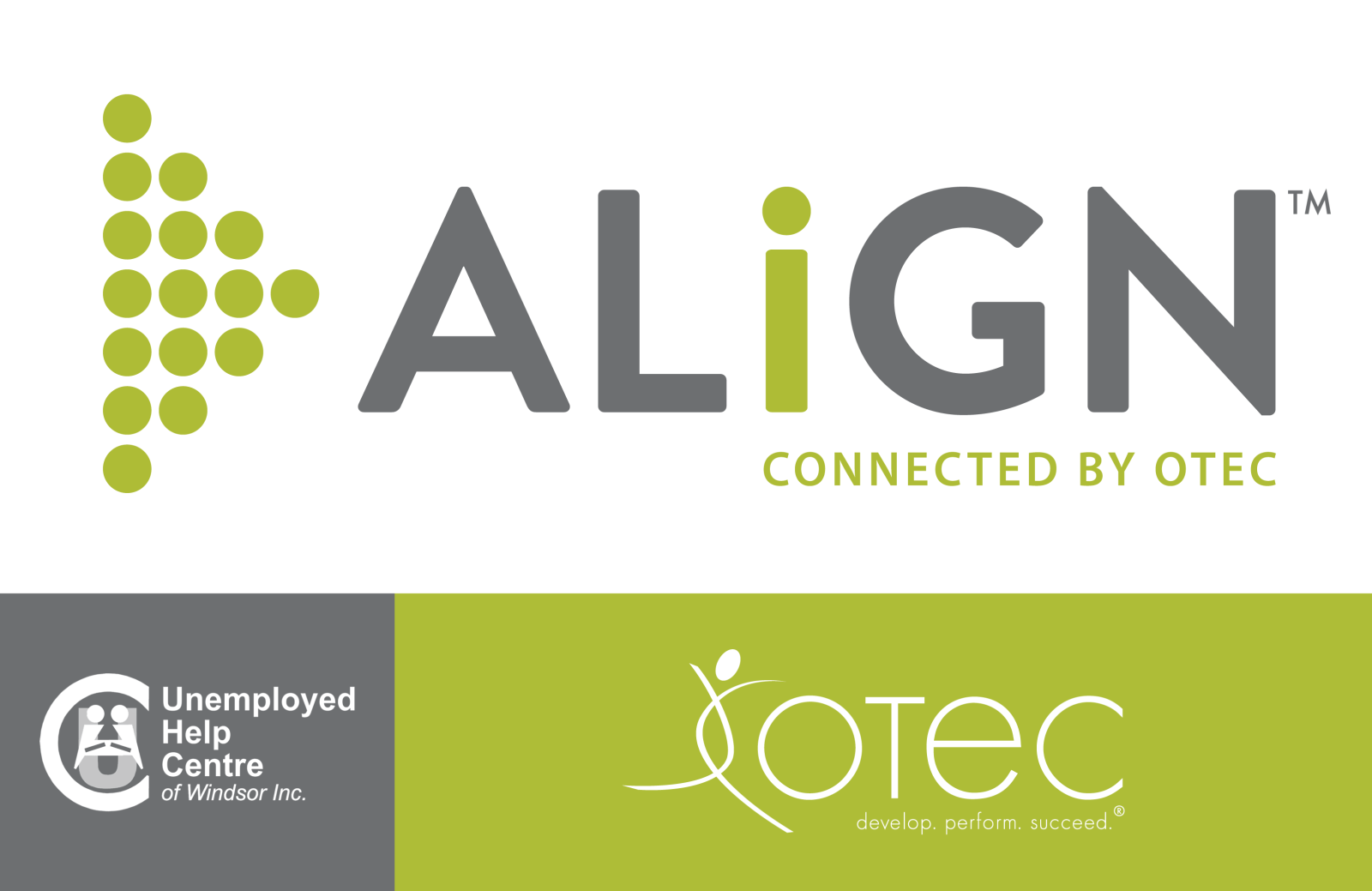 ALiGN Network - OTEC and Unemployed Help Centre of Windsor Inc.