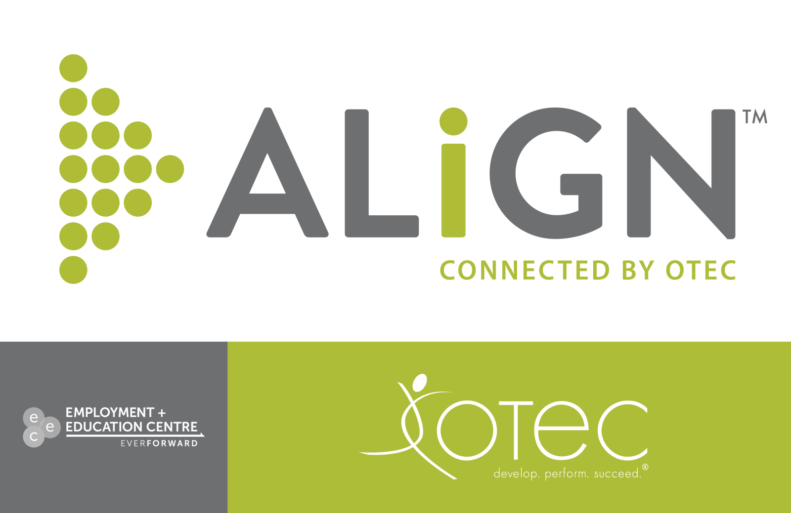 ALiGN Network - OTEC and Employment + Education Centre