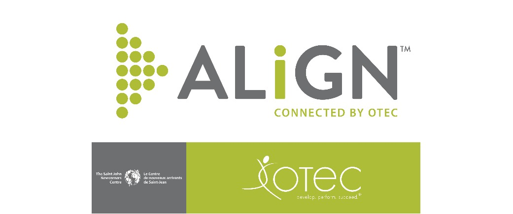 ALiGN Network - OTEC and Saint John Newcomers Centre